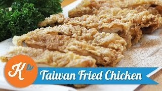 Resep Taiwanese Fried Chicken | YUDA BUSTARA