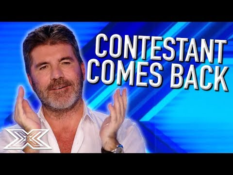 INCREDIBLE Contestant RETURNS After 9 YEARS! | X Factor Global