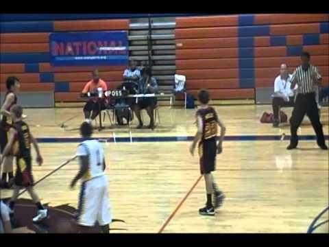 Funny AAU Basketball Referee