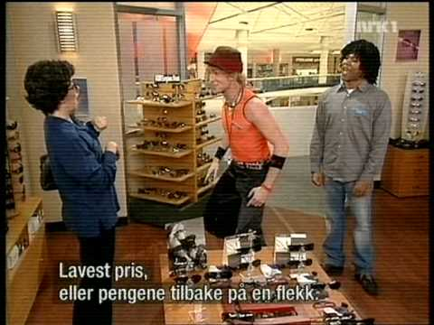 MadTv  At the Sunglass Shack