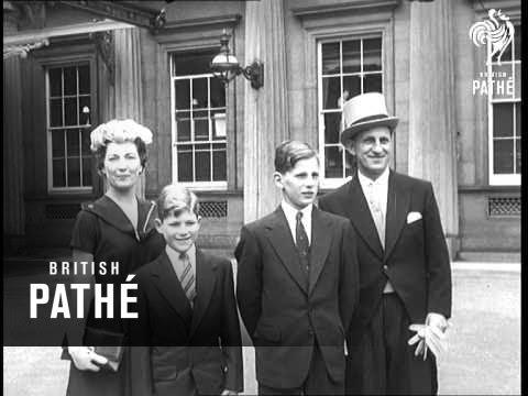 Accolade For Sir Len (1956)