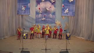 """Ансамбль ложкарей """"Задоринка""""  - Музыкальная композиция на тему русской народной песни «Барыня»"""