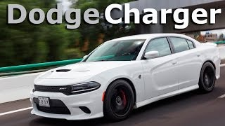 Dodge Charger SRT Hellcat 2016 - ostentoso poderío americano | Autocosmos Video
