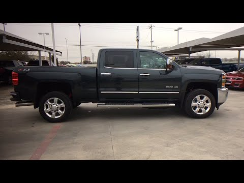 2019 Chevrolet Silverado 2500HD San Antonio, Houston, Austin, Dallas, Universal City, TX C19211