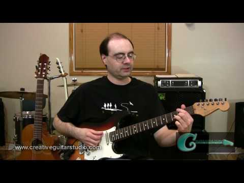 Guitar Lesson: Fingerboard Harmony