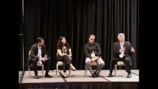 SRII 2012 - Big Data and Advanced Analytics Keynote Panel