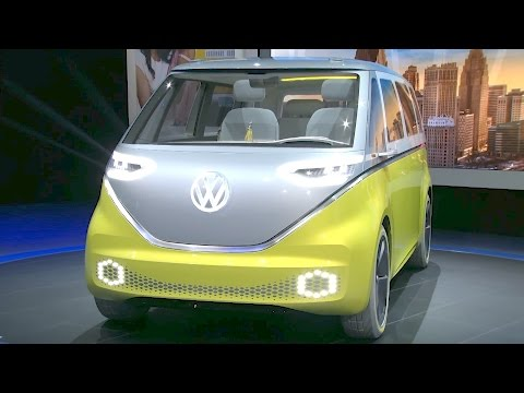 Thumbnail: Volkswagen Wants To Beat Tesla and lead The Electric Vehicle Market -- But Does It Have A Chance?