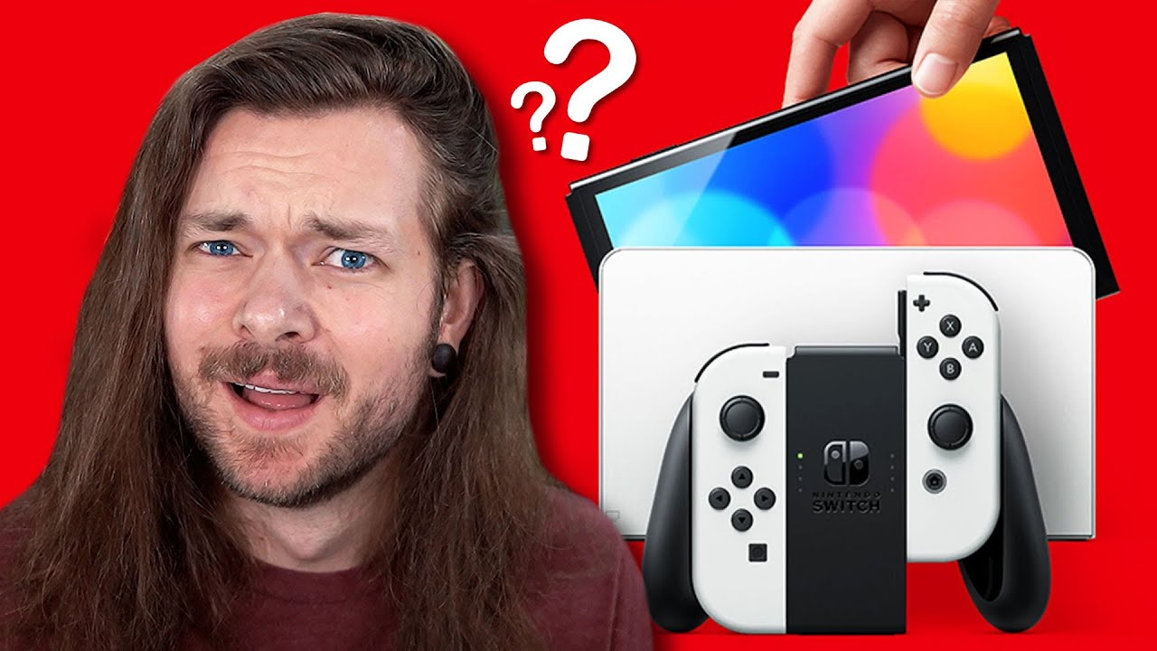 Download My VERY Honest Thoughts on the NEW Nintendo Switch Model