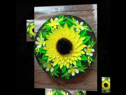 Thạch 3D Hoa Hướng Dương MaiTruly 0946392616