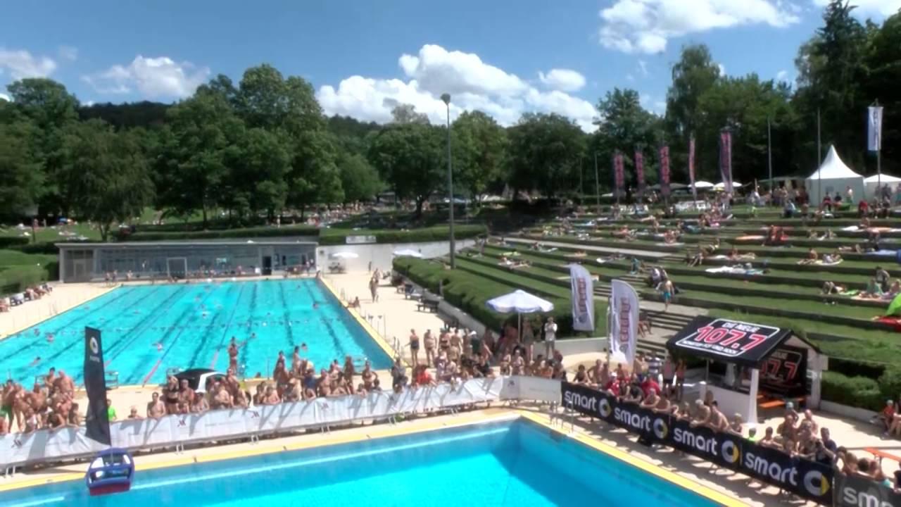 Splash Diving WM im Freibad Sindelfingen - YouTube