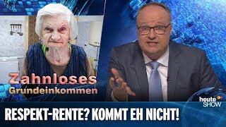 Die SPD will plötzlich etwas gegen Altersarmut tun