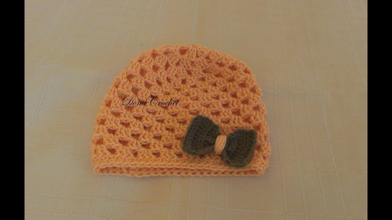 b265512a2 Háčkovaná detská čiapka - ako uháčkovať čiapku - VIDEO Ako sa to robí.sk