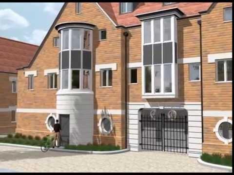 Prestige apartments development 3D computer animation