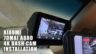 샤오미 70MAI A800 4K블랙박스 장착(XIAOM…