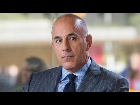 Download Youtube: Looking Back at Matt Lauer's History With His Female Co-Hosts