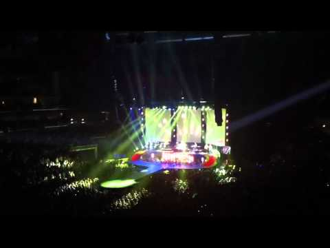 Lady Antebellum Own The Night Tour Opening