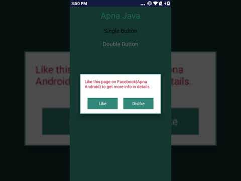 Custom Dialog with Call Back Apna Java