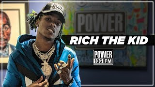 Rich The Kid Knowledge From Kendrick Lamar Lil Wayne