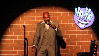 Andre LaVelle Live at The Comedy Blast