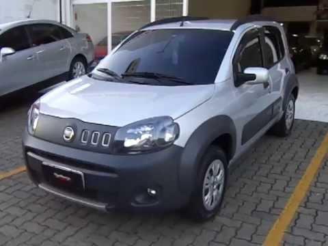 Fiat Uno Way 14 8v Flex 4p 2011 Youtube