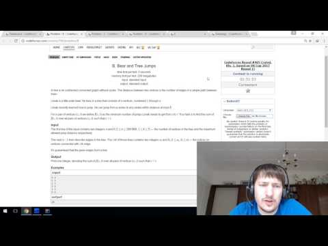 Codeforces Round 405 screencast with commentary