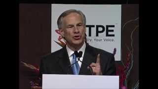 Texas Attorney General Gregg Abbott