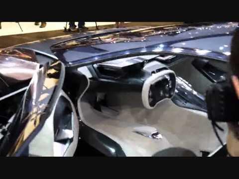 Peugeot Onyx Concepts @ 2012 Paris Motor Show