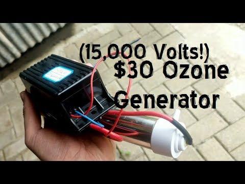 Buying an eBay Ozone Generator (The Hellmachine)