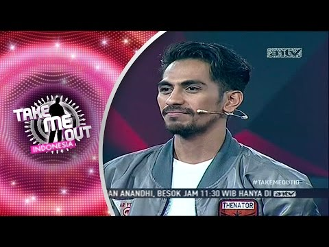Ladies, come on dance with Mario! - Take Me Out Indonesia