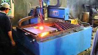 amco fct 1500 in cnc cutting apllication made in indonesia