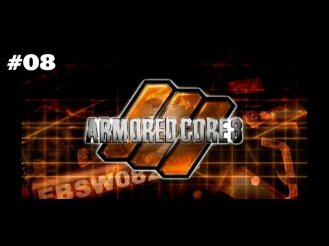 We get the Karasawa OH YEAH! Lets Play Armored Core 3 part 8