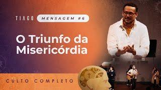 """O TRIUNFO DA MISERICÓRDIA (Completo)   Série: """"Tiago - Uma Fé em Trabalho""""   Ep. 6"""
