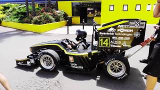 Formula SAE-A 2016 Coverage Part 1; Interviews with the teams and explination of the rules thumbnail
