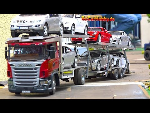 AMZING RC TRUCK ACTION AT MODEL FAIR STUTTGART p5
