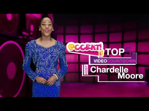 Accent TV Top 5 Music  Countdown Week 18
