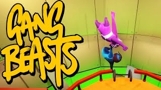 gang beasts i ll never let you go gameplay commentary