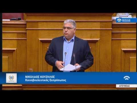 Ν. Κούζηλος: Σύριζα και ΝΔ υπονομεύουν την δυναμική της ελληνικής κρουαζιέρας