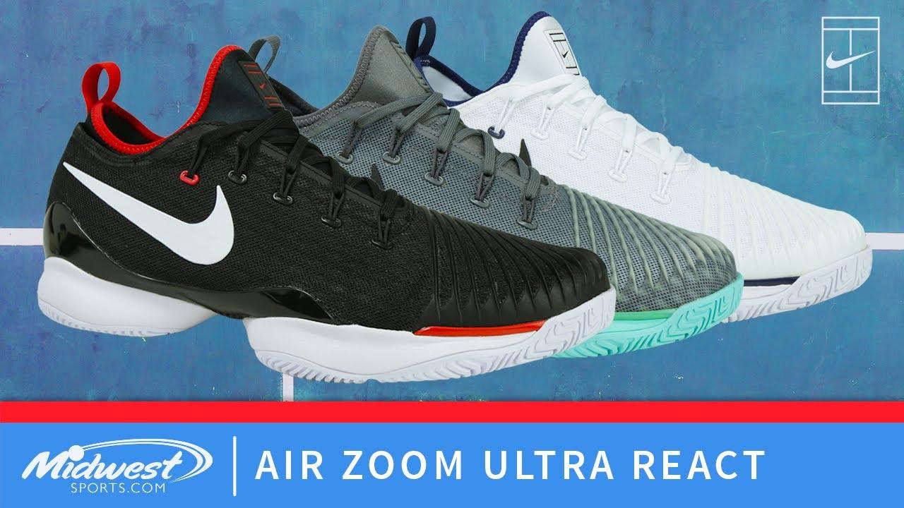 271d727bb6b Nike Zoom Ultra React - YouTube