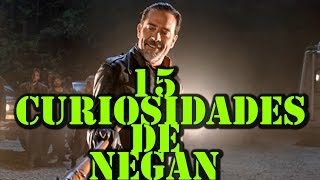PROXIMA VICTIMA DE NEGAN????- The Walking Dead 15 Curiosidades de Negan