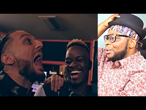CATHOLIC REACTS TO Deen Squad - Madina (Vocals Only) Music Video