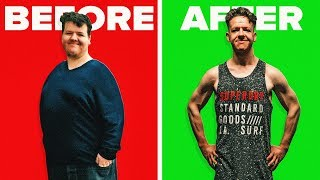How Declan Lost 119 Pounds in 7 Months