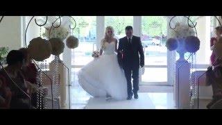 Свадьба в Шостке. Выездная церемония в Шостке. Свадьба Ирины и Евгения. Мир Свадеб.