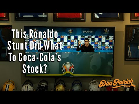 Morning Meeting: This Christiano Ronaldo Stunt Did What To Coca-Cola's Stock? | 06/16/21