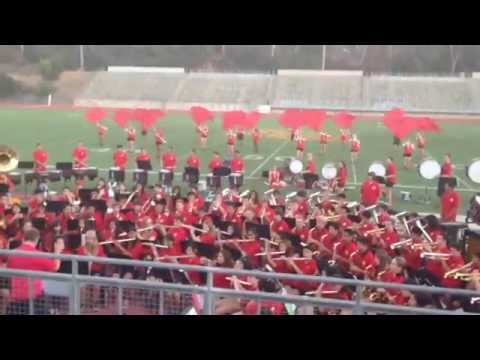 Mt Carmel High School Band Camp 2014 ~4