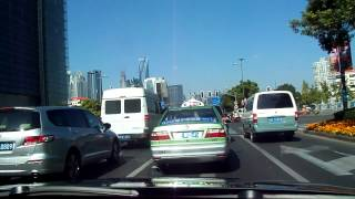 Pudong-Shanghai drive 1/2
