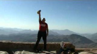 Синай(Первое в мире выступление с гирей на Священной горе Синай (Египет), 2011-06-30T13:27:05.000Z)