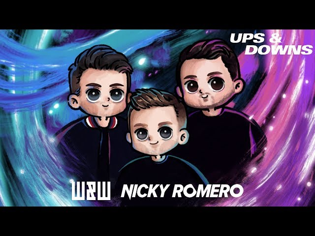 W&W vs. Nicky Romero - Ups & Downs (Extended Mix)