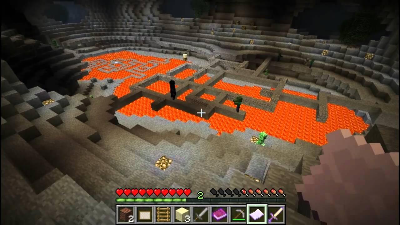 Minecraft--Vechs Super Hostile Waking Up EP.9 Bad Ideas