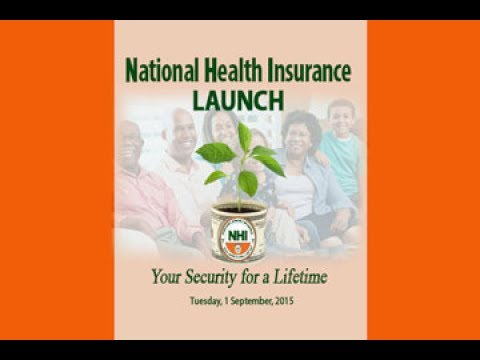 National Health Insurance (NHI) Launch (Highlight)