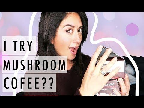 Wait, What's Mushroom Coffee? My Review